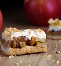 Lenkiškas obuolių pyragas – Szarlotka