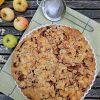 Pats skaniausias veganiškas obuolių pyragas