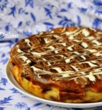 Varškės pyragas – apkepas
