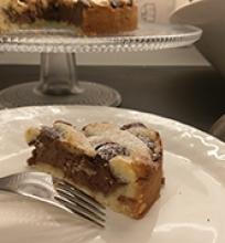 Šokoladinis rikotos pyragas