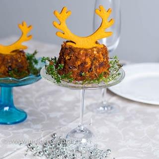 Brandintas Kalėdų pyragas