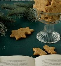Avižiniai pasninko sausainiai (be pieno produktų ir be kiaušinių)