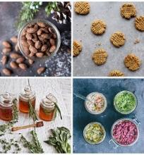 10 valgomų dovanų idėjų