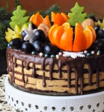Šventinis tortas