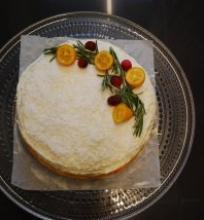 Kokosinis migdolinis tortas