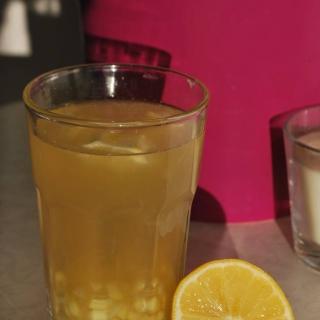"""Imbiero ir citrinos arbata """"Sveikatėlė"""""""
