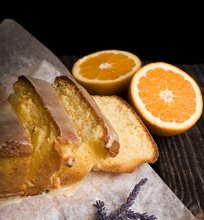 Apelsininis keksas