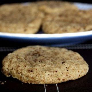 Cinamoniniai Sausainiai su Kava
