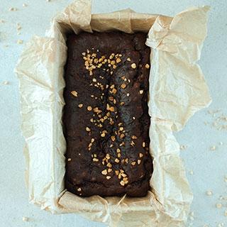 Šokoladinė cukinijų duonelė