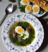 Antienos sriuba su garšva