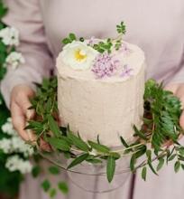 Rabarbarų tortas