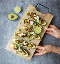Taco cukinijos