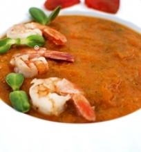 Trinta moliūgų ir paprikų sriuba