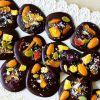 Naminiai saldainiai – Juodojo šokolado lašeliai