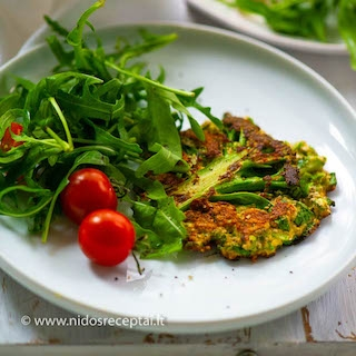 Brokolių kepsneliai