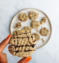 Minkšti moliūginiai sausainiai