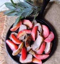 Antiena su avietiniais obuoliais