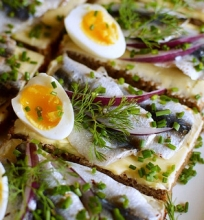 Klasikiniai Estijos sumuštiniai