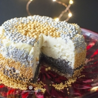 Aguoninis sūrio tortas