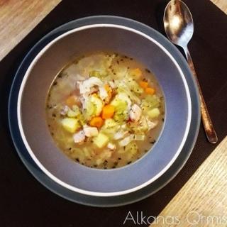 Lengva, paprasta, greita – kopūstų sriuba