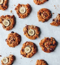 Maistingi bananiniai sausainiai