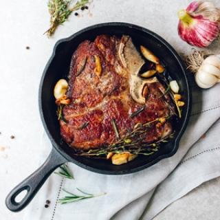 Kaip pagaminti tobulą steiką