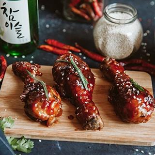 Korėjietiška vištiena