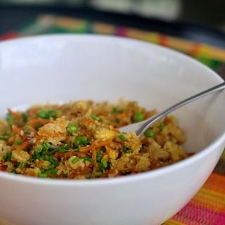 Kalafiorų ryžiai