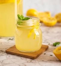 Naminis citrinų limonadas