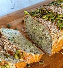 Skani KETO duona