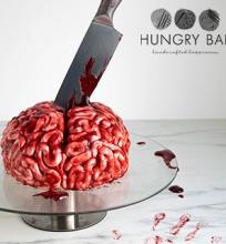 Helovino Moliūgų Tortas – Smegenys