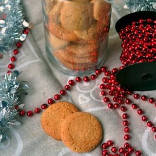 Olandiški kalėdiniai sausainiai