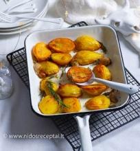 Sušukuotos bulvės
