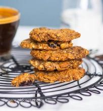 Avižiniai sviestiniai sausainiai