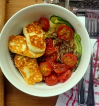 Sočios šiltos salotos