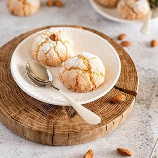 Marokietiški kokosiniai sausainiai