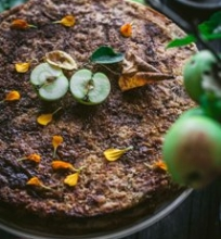 Labai nepaprastas obuolių pyragas