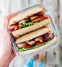 Pietų dėžutės sumuštiniai