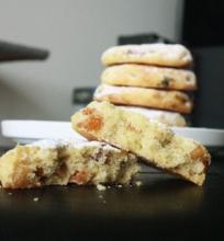 Sviestiniai Sausainiai su Riešutais