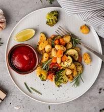 Bulvių virtinukai (gnocchi)