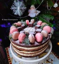 Šokoladinis maskarponės sūrio tortas