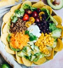 Taco salotos