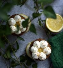 Vaniliniai keksiukai