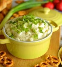 Vokiškas sūrio užkandis