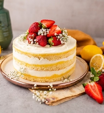 Biskvitinis maskarponės tortas