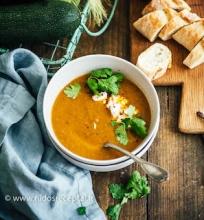 Baklažanų sriuba