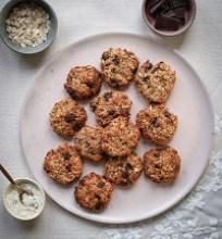 Sveiki avižiniai sausainiai