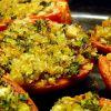 Įdaryti kepti pomidorai