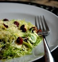 Briuselio kopūstų salotos
