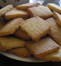 Trapūs sviestiniai sausainiai